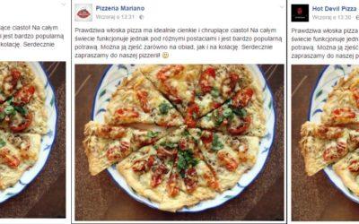 Pizzeria Lawenda w Kielcach