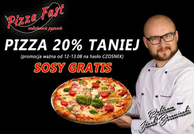 jacek borowicki z pizzy fast