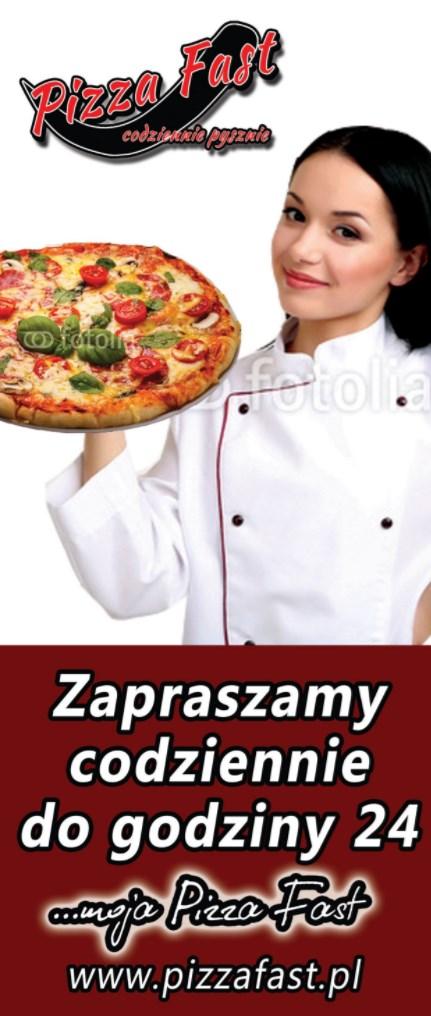 Pizza Fast w Kielcach. Czyli jak tego nie robić